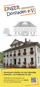 Dorfladen Welschensteinach Flyer Front